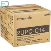 Sony Fotolusio 2UPC-C14 10x15 Snaplab paper Hõszublimációs nyomtatópapír+fólia