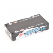 Intellect IPCC1S8200HV3 Lipo 1S -3.8V -8200mAh - 120C -LiHV - Hard case - 4mm tubes.