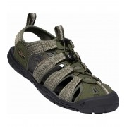 KEEN CLEARWATER CNX M Pánské sandály 10012298KEN01 forest night/black 44