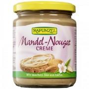 Crema cu Migdale si Nougat Eco 250gr Rapunzel
