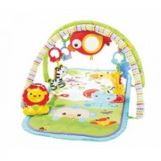 Fisher Price Rainforest Freude 3-in-1 coperte gioco