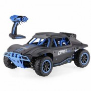KidzFan Short Course Truck 4WD Rally Car 118 Scale 15.5MPH/25KMH Legal Speed Racing Electric Race Desert Power B