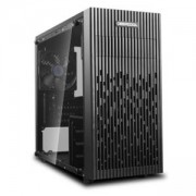 Кутия за компютър DeepCool MATREXX 30, Micro ATX/Mini-ITX, черен, DP-MATX-MATREXX30