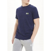 US Athletic Mens US Athletic Marl T-Shirt in XXL, Navy
