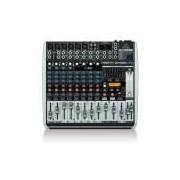 Mixer Behringer Xenyx QX1222USB 12 Canais Bivolt