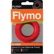 FLYMO ACCESSOIRES FLY031 ENKELE DRAADSPOEL