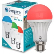SWARA B22 7W COLOR LED BULB RED- PACK OF 1