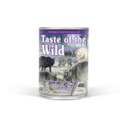Conserva Taste of the Wild - Sierra Mountain 390 gr.