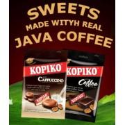 Kopiko Assorted Mini Java Coffee & Cappuccino Candy Sweets