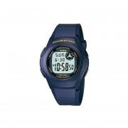 Reloj Casio F-200W-2A-Azul