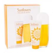 Elizabeth Arden Sunflowers confezione regalo Eau de Toilette 100 ml + lozione per il corpo 100 ml da donna
