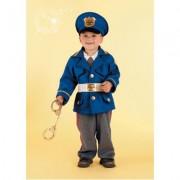 Costume Poliziotto tg. 2/3 anni