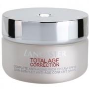Lancaster Total Age Correction creme antirrugas para pele seca a muito seca SPF 15 50 ml