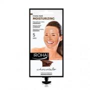 Iroha Aromaterapie Masca crema hidratanta cu cacao si unt de shea (Moisturizing Creamy Mask Chocolate) 25 g