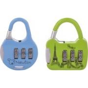 EZ Life Bag Number Locks Safety Lock(Multicolor)