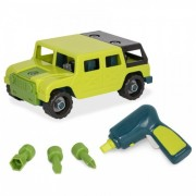 Battat Take Apart 4 x 4 - Green