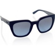 DKNY Over-sized Sunglasses(Blue)