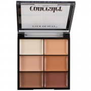Corector/Concealer, Anticearcan in 6 nuante Gold Fusion Perfect Palette