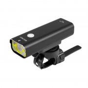 Far LED Gaciron cu USB, V9C 400 lumeni, acumulator 2500 mAh, protectie IPX3