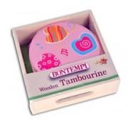 Tamburina De Lemn, Roz