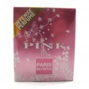Eau de Toilette Pink By Paris Elysees Feminino 100ml