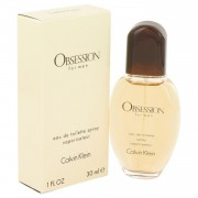 OBSESSION by Calvin Klein Eau De Toilette Spray 1 oz