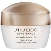 Shiseido Facial care Benefiance WrinkleResist 24 Night Cream 50 ml
