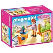 PLAYMOBIL Baby Room with Cradle Playset
