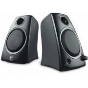 Hangszóró, 2.0, sztereó, 5W, hálózati táp, LOGITECH Z130 (LGHZ130)