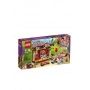 Lego Friends - Andreas Bühne im Park 41334