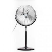 Ventilator Metalic cu Picior Camry 3 Viteze Diametru 45cm Putere 180W Inaltime si Unghi Reglabil Negru
