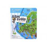 Kniha ALBI Kouzelné čtení kniha: Atlas světa
