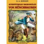 Aventurile baronului von Munchhausen - G. A. Burger