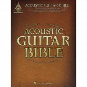 Hal Leonard Acoustic Guitar Bible - Guitar Recorded Versions