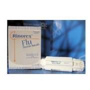 Stewart Italia Rinorex Flu Doccia Nasale 10 Flaconcini 10 Ml