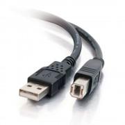 C2G 2m USB 2.0 A/B Cable - Black