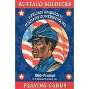 Buffalo Soldiers Card Game: African American Military Contributions 1866-Present/U S Games Systems