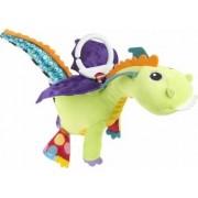 Jucarie Tomy Lamaze - Dragonul cu aripi Magice