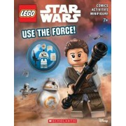 Use the Force! (Lego Star Wars: Activity Book) 'With Minifigure', Paperback/***