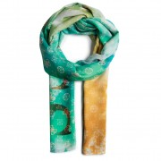 Шал GUESS - Not Coordinated Scarves AW8418 COT03 GRE