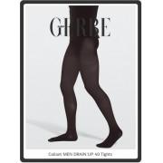 Gerbe Drain'up - 40 denier semi-opaque support tights for men