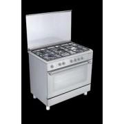 Bompani BO683YD/N cucina, estetica inox, di 90x60 cm