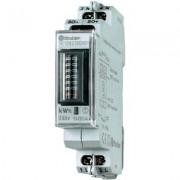 1 fázisú váltakozóáramú fogyasztásmérő 20 A, FINDER (125406)