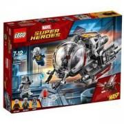 Конструктор Лего Супер Хироус LEGO DC Comics Super Heroes - Изследователи в квантовото кралство, 76109