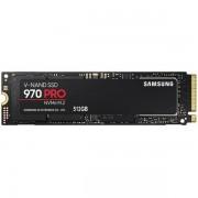 Samsung SSD 512GB NVMe 970 PRO SAM-MZ-V7P512BW