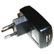 USB зарядно 220V 500mA