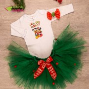 Set Rochiță Tutu - Minnie & Mickey Mouse - Grace