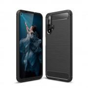 Carcasa TECH-PROTECT TPUCARBON Huawei Honor 20 Black