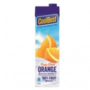 CoolBest Orange pulp free