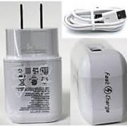 LG G4 Adaptive Fast Charger Micro USB 2.0 Cable Kit! True Digital Adaptive Fast